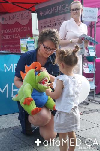 Alfamedica na dniu dziecka i matki
