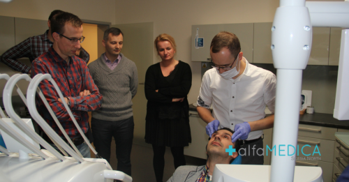 szkolenie stomatologiczne, okluzja, Łukasz Bańczyk, praca dla stomatologa
