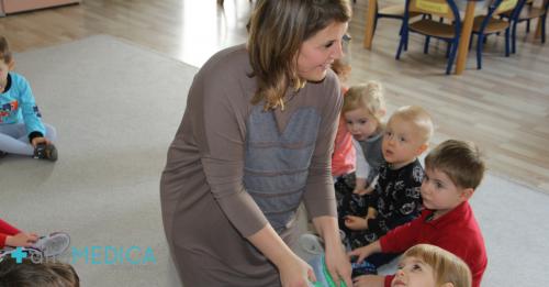 stomatolog dziecięcy, Alfamedica, przedszkole olka klepacza
