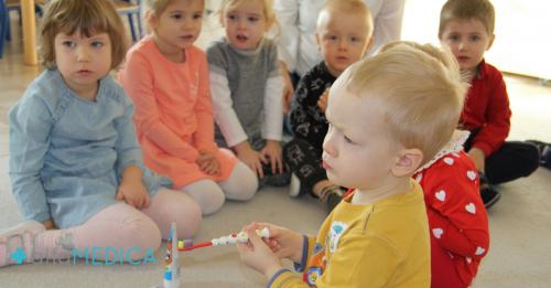 higiena jamy ustnej u dzieci, Alfamedica